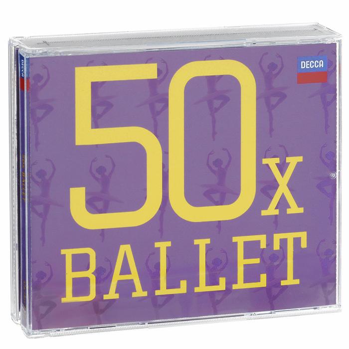 50x Ballet (3 CD)