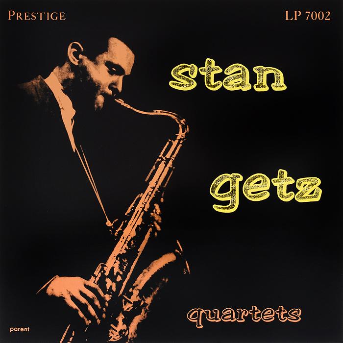 Квинтет Стэна Гетца Stan Getz. The Stan Getz Quartets (LP) hunday getz за 180000 рублей
