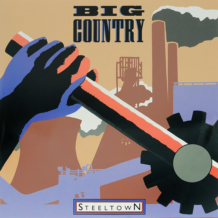 Big Country Big Country. Steeltown (2 LP) big docash