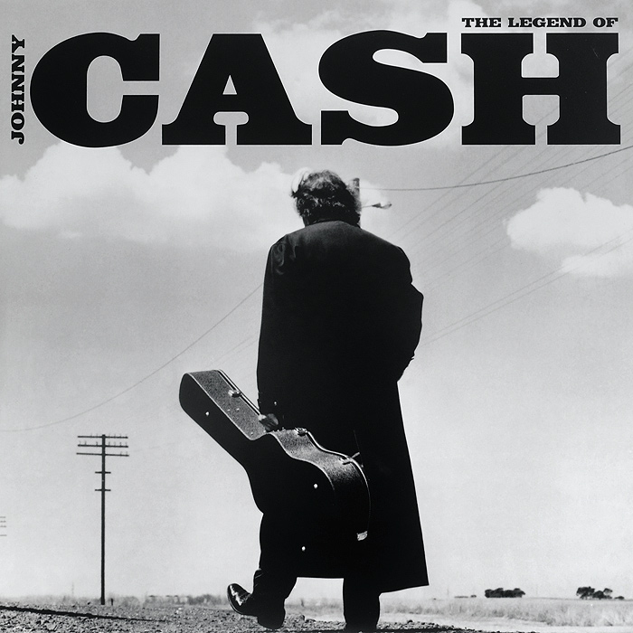 Джонни Кэш Johnny Cash. The Legend Of (2 LP)
