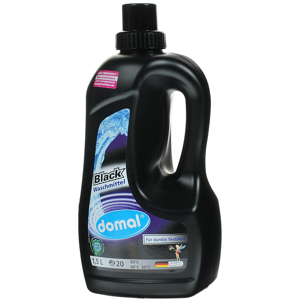 Моющее средство Domal для стирки черного белья, 1,5 л129581