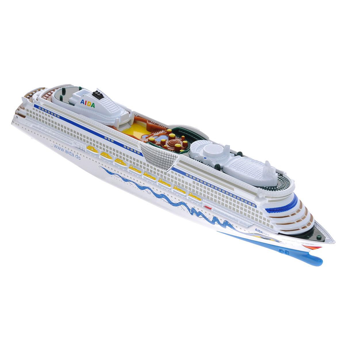 Siku Круизный лайнер AIDA Luna - Транспорт, машинки