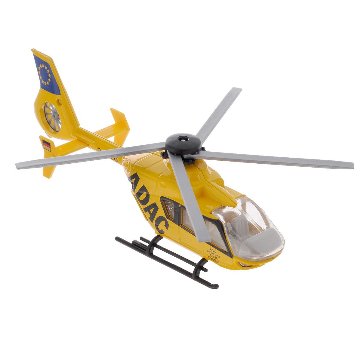 Siku Вертолет спасательный ADAC - Транспорт, машинки