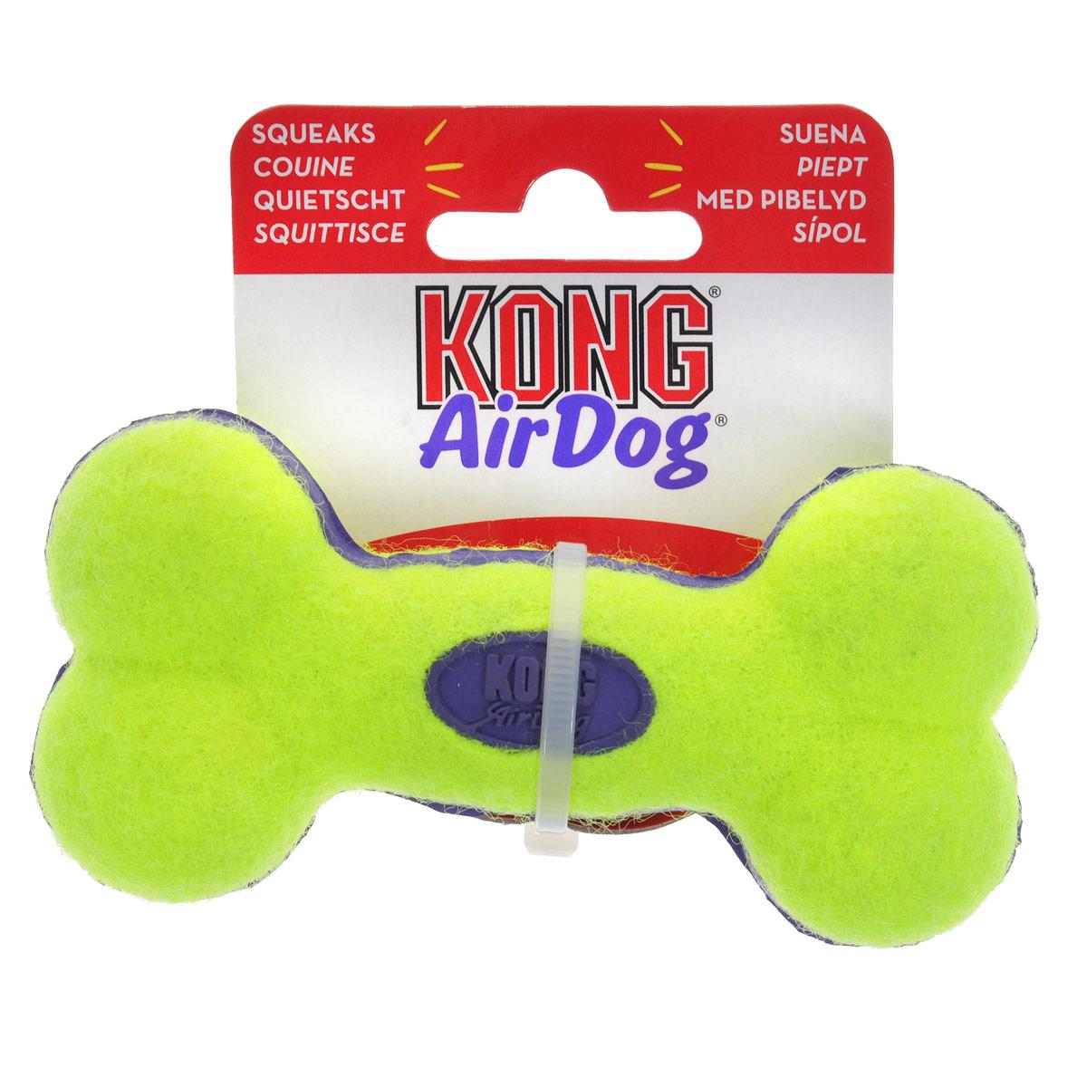 Игрушка для собак Kong Air Косточка. ASB3