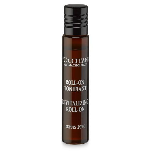 LOccitane Эфирное масло Аромакология, тонизирующее, 10 мл32017Ролл-он содержит бодрящие эфирные масла. Их можно наносить на заднюю часть шеи, запястье или тыльную сторону руки. Освежает, наполняет жизненной силой и энергией.Товар сертифицирован.