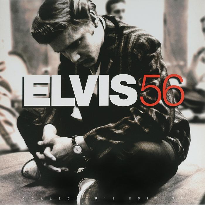 Элвис Пресли Elvis Presley. Elvis 56 (LP)