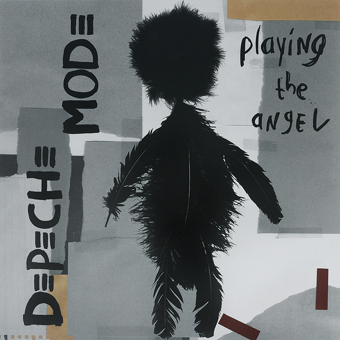 Depeche Mode Depeche Mode. Playing The Angel (2 LP) cd depeche mode