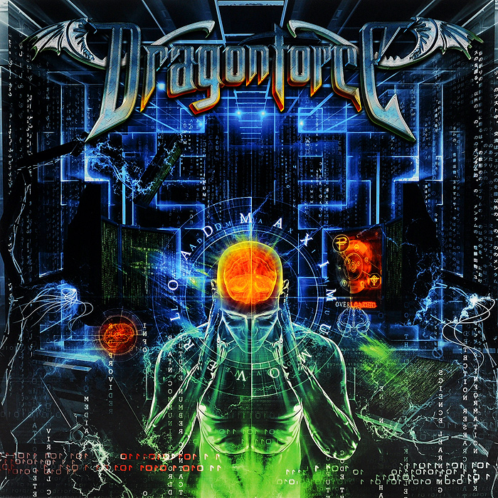 Dragonforce Dragonforce. Maximum Overload (LP) dragonforce dragonforce maximum overload cd dvd