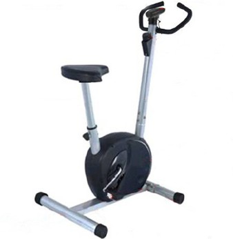 Велотренажер Sport Elit, цвет: серый, 107,5 см х 50 см х 125 смSE-2540Велотренажер Sport Elit предназначен для тренировки ног. Он имеет магнитную регулируемую систему изменения нагрузки. Компьютер определяет время тренировки, скорость, дистанцию и потраченные калории.