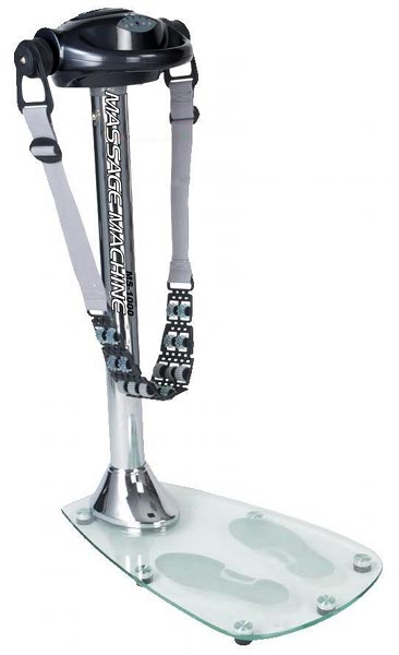Вибромассажер Sport Elit, цвет: серый, 70 см х 43 см х 112 см - Универсальные