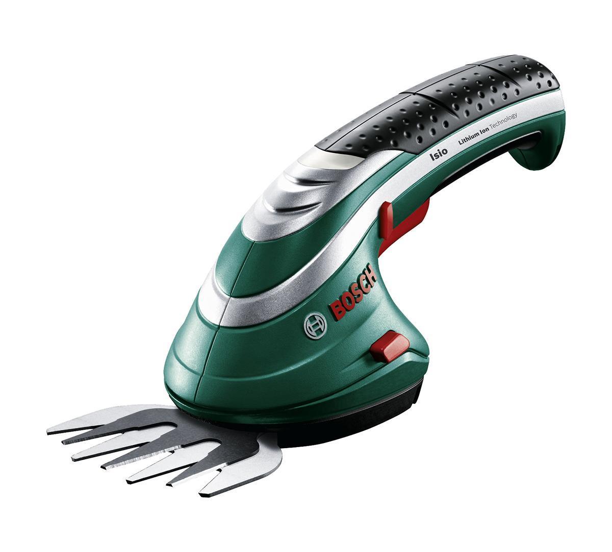 Аккумуляторные ножницы для травы Bosch ISIO 3 + чехол 06008331000600833100