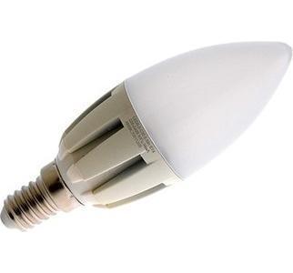 Camelion LED5.5-C35/845/E14 светодиодная лампа, 5,5ВтC0042416Среди всех электроустановочных и электромонтажных изделий осветительная аппаратура имеет наиболее богатый ассортимент. Это происходит потому, что элементы освещения несут в себе не только сугубо технические характеристики, но и элементы дизайна. Возможности современных ламп и светильников, их конструкторское разнообразие настолько велики, что немудрено растерятьсяНапример, существует целый класс светильников, предназначенных исключительно для гипсокартонных потолков. Многочисленные виды ламп имеют различную природу света и эксплуатируются в неодинаковых условиях. Чтобы разобраться, какого типа лампа должна стоять в том или ином месте и каковы условия ее подключения, необходимо вкратце изучить основные виды осветительной аппаратуры.У всех ламп есть одна общая часть: цоколь, при помощи которого они соединяются с проводами освещения. Это касается тех ламп, в которых есть цоколь с резьбой для крепления в патроне. Размеры цоколя и патрона имеют строгую классификацию.Необходимо знать, что в бытовых условиях применяют лампы с 3 видами цоколей: маленьким, средним и большим. На техническом языке это означает Е14, Е27 и Е40. Цоколь, или патрон,
