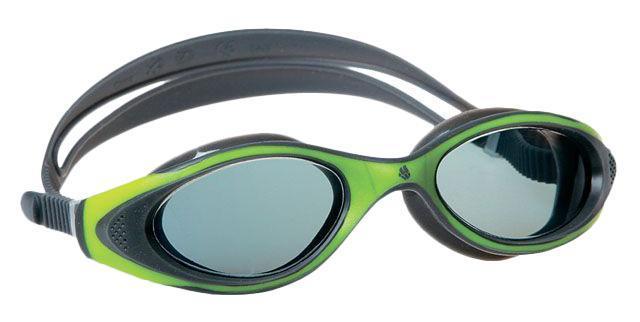 Очки для плавания MadWave Flame, цвет: зеленый, серый527Удобные очки MadWave Flame с широким углом обзора, идиально подходят для спорта и отдыха. Внедрение антифога в линзы капиллярным способом дает максимальную антизапотевающую защиту. Полировка линз обеспечивает кристальную чистоту изображения. Защита блокирует 100% вредного УФ-излучения по всему спектру (до 400 нм). В комплекте удобный чехол. Характеристики:Цвет: зеленый, серый. Материал: поликарбонат, силикон. Размер наглазника: 6 см х 4,5 см. Длина оправы: 16,5 см. Изготовитель: Китай. Размер упаковки: 18 см х 6 см х 4 см.