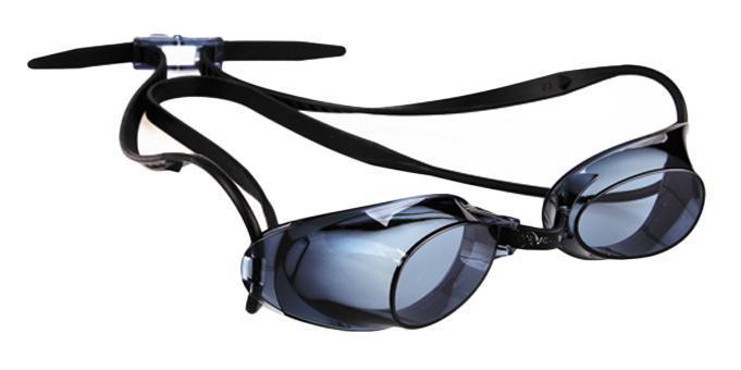 Очки для плавания MadWave Liquid Racing, цвет: синий, черный купить очки для плавания стартовые