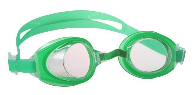 Очки для плавания MadWave Simpler II Junior, цвет: зеленый236095MadWave Simpler II Junior -юниорские очки для повседневных тренировок. Удобная система регулировки ремешка. Защита от ультрафиолетовых лучей UV 400. Антизапотевающие стекла. Линзы из поликарбоната. Регулируемая мультиступенчатая переносица. Силиконовый обтюратор и ремешок. В комплекте удобный чехол. Характеристики:Цвет: зеленый. Материал: поликарбонат, силикон. Размер наглазника: 5,5 см х 4 см. Изготовитель: Китай. Размер упаковки: 17 см х 6 см х 4 см.
