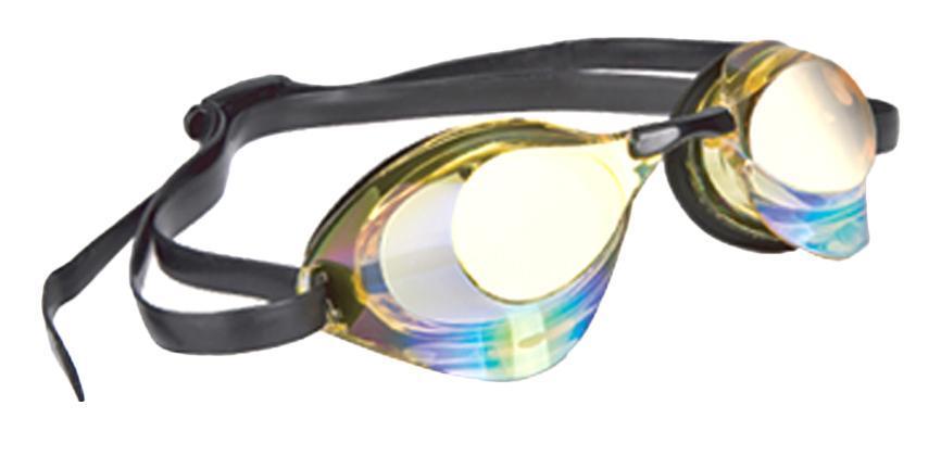 Очки для плавания стартовые MadWave Turbo Racer II Rainbow, цвет: желтыйM0421 06 0 04WОчки для плавания стартовые MadWave Turbo Racer II Rainbow с зеркальным покрытием, меняющим цвет. Гидродинамическая форма линз для уменьшения сопротивления. Низкопрофильный силиконовый обтюратор для комфорта. Двойной силиконовый ремешок с затылочной клипсой для надёжной фиксации очков. 3 сменных переносицы для идеальной настройки. Антизапотевающие линзы из поликарбоната с зеркальным покрытием и защитой от ультрафиолетовых лучей. Предназначены для тренировок и стартов. Характеристики:Цвет: желтый. Материал: поликарбонат, силикон. Размер наглазника: 6 см х 4 см. Изготовитель: Китай. Размер упаковки: 11 см х 9 см х 4 см.