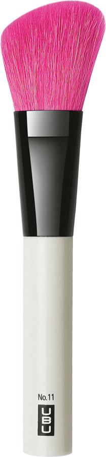 UBU Кисть для румян, скошенная, №11. 19-50271301210Моделируйте лицо с помощью скошенной кисти. Удобная форма кисти поможет легко подчеркнуть скулы и смоделировать черты лица.Товар сертифицирован.