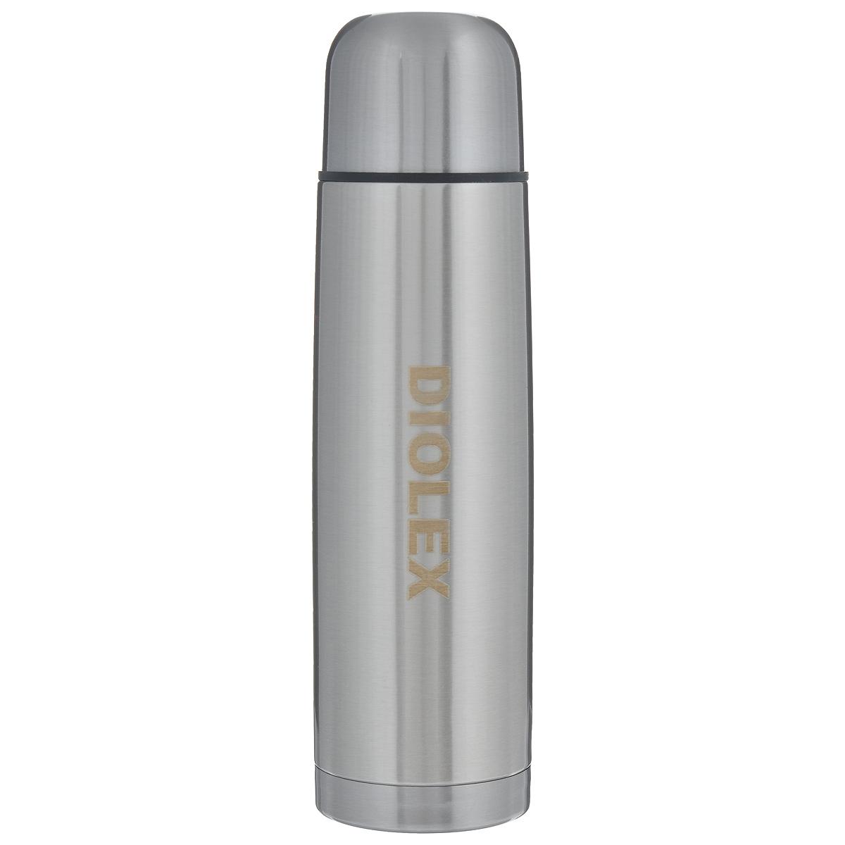 Термос Diolex, с узким горлом, 0,5 л. DX-500-1