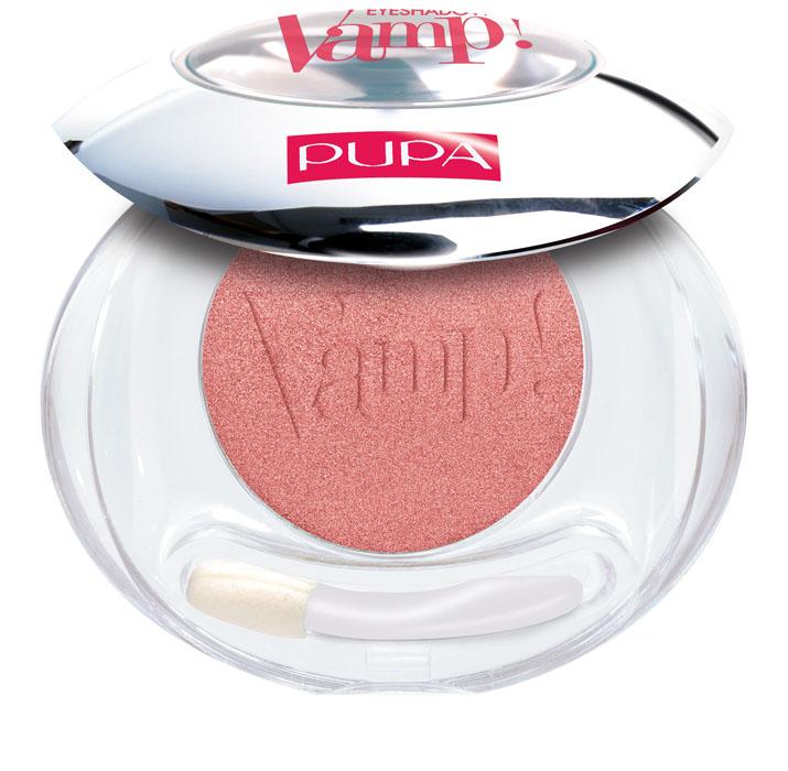 PUPA Компактные тени Vamp!, сатиновые, тон №200 розовый грейпфрут, 2,5 г28032022Vamp! - компактные тени для век.Чистый цвет - безупречное нанесение. Взгляд звезды за несколько секунд. Vamp! Compact подарит вам чистейший, насыщенный цвет, равномерно распределяющийся при первом нанесении. Благодаря мягкой, кремовой текстуре тени легко наносятся и растушевываются, позволяя варьировать интенсивность тона. 24 ярких оттенка с высокой концентрацией пигментов и тремя различными эффектами - матовым, металлическим и глянцевым - созданы для бесконечного количества комбинаций цветов и всегда неповторимого образа Vamp! Результат? Несравнимый цвет и притягательный взгляд на целый день! Новый практичный формат pret-a-porter.Низкий риск возникновения аллергии. Офтальмологически тестированы.Товар сертифицирован.