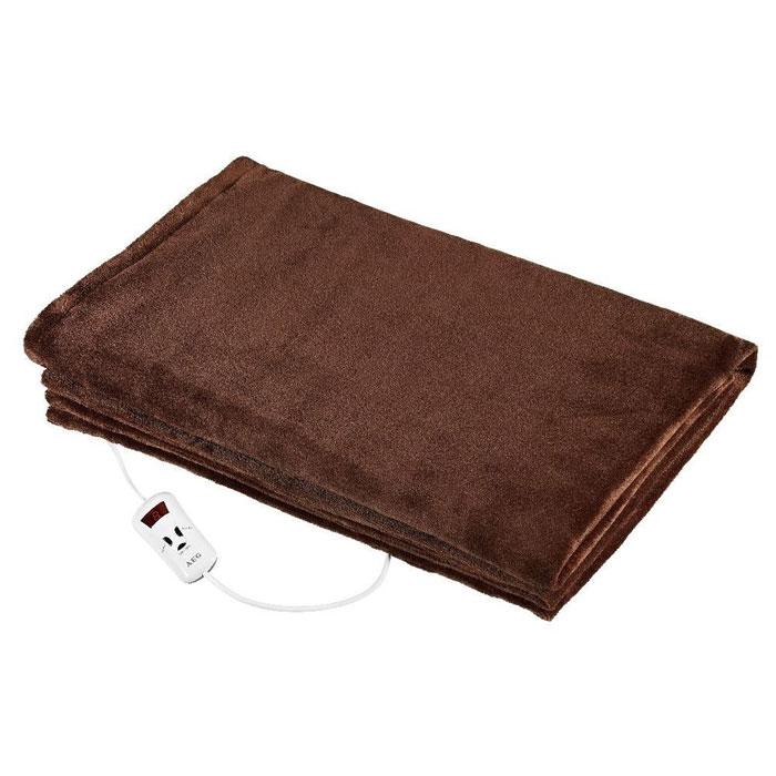 AEG WZD 5648, Brown электроплед6901СЭлектроплед AEG WZD 5648 оснащен электронным термостатом для поддержания постоянной температуры. Безопасен даже в случае прямого контакта с кожей.