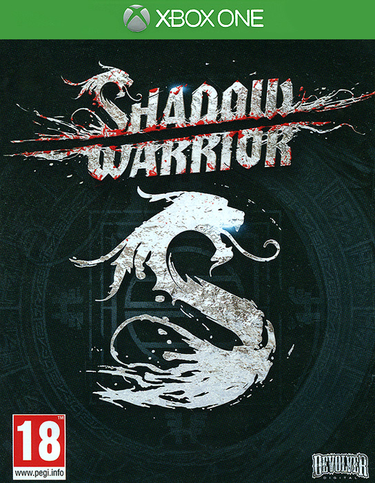 Shadow Warrior. Русские субтитры (Xbox One)