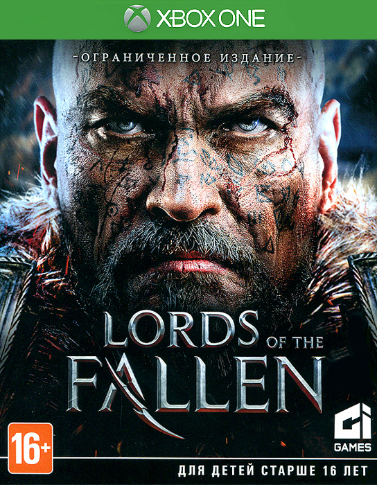 Lords of The Fallen. Limited Edition (Xbox One)