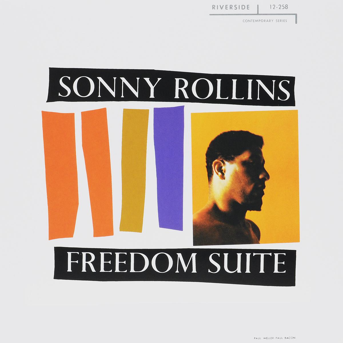 Сонни Роллинз Sonny Rollins. Freedom Suite (LP) sonny rollins saxophone colossus