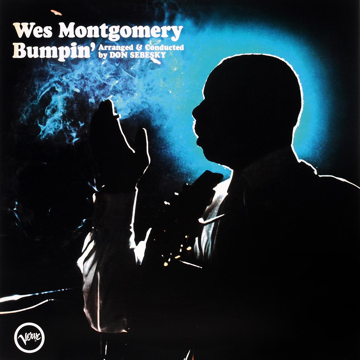 цена Уэс Монтгомери Wes Montgomery. Bumpin' (LP)