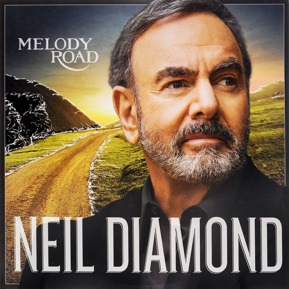 Нил Даймонд Neil Diamond. Melody Road (2 LP) neil barrett футболка