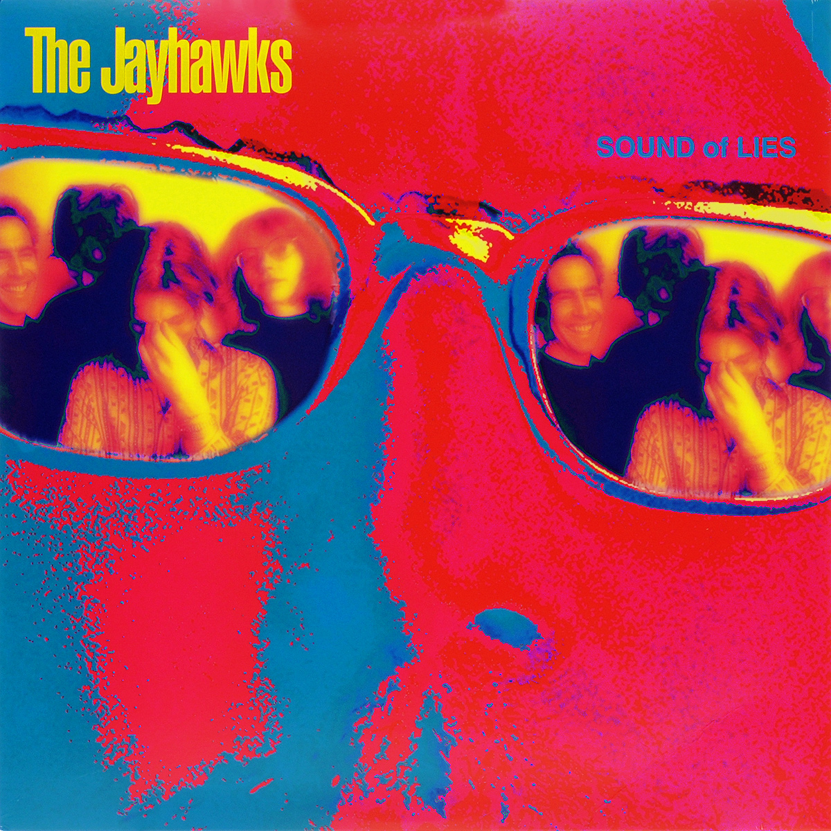 The Jayhawks The Jayhawks. Sound Of Lies (2 LP) the jayhawks the jayhawks sound of lies 2 lp