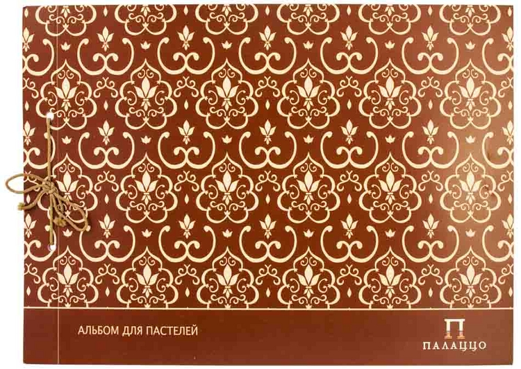 Альбом для пастелей Palazzo Modern, А3, цвет: слоновая кость, 20 листов. АПС3918100-14Альбом для рисования Palazzo Modern предназначен для художественных работ всеми видами водорастворимых красок и пастелью, выполненных в технике по мокрому, по сухому. Внутренний блок содержит 10 листов плотностью 280 г/м2 и 10 листов кальки под тушь на сутаже с твердой картонной обложкой. Благодаря своим свойствам рисовальная бумага выдерживает смывки, подчистки, способна к наполнению глубины красочного слоя и сохранению его яркости.