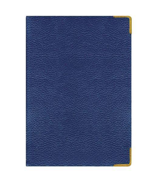 Ежедневник А5 Недатированный Stardream (синий металлик) 152л. (BUSINESS PRESTIGE) Искусственная кожа с поролоном1224172В линейке бизнес-ежедневников представлены датированные, полудатированные и недатированные внутренние блоки на офсетной бумаге плотностью 70гр.м. Коллекция прекрасно подходит в качестве подарка. Обложка обладаетвозможностью термотиснения. Внутренний блок прошит, что гарантирует отсутствие потери листов при активном использовании. Цветные форзацы подчеркивают высокий статус ежедневника. Металлические скругленные углы защищают эту серию продукции при активном использовании. Особый шарм и статус ежедневникам придает разнообразие отделок поверхностей. Исследование с фокус-группами показало, что качество текстур неотличимо от оригинальных поверхностей. Доступный статус - кредо коллекции Business Prestige! Виды отделки: Ancient (гладкая и мягкая кожа), Iguana, Skin, Gold, Nappa, Croco, Grand croco, Impact. Разметка: . Бумага: . Формат: А5. Пол: Унисекс. Особенности: металлические уголки, цветной торец (золото), ляссе 2 шт., бумага тонированная.