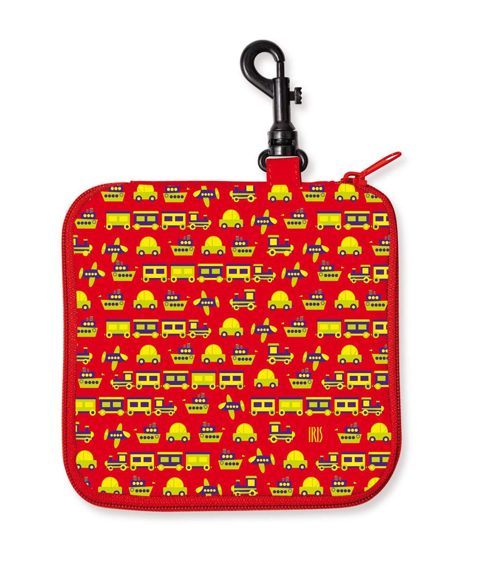 Термобутербродница мягкая Iris Barcelona Snack Rico, цвет: красный, 16 х 16 см21395599Термобутербродница выполнена из полиэстера и застегивается на застежку-молнию.Термобутербродница Iris Barcelona Snack Rico - это самый веселый способ взять с собой бутерброды. Специальный фиксирующий поясок не позволит бутерброду распасться, а внутреннее покрытие из теплоизолирующего материала в течение нескольких часов сохранит свежесть и вкус. Безопасный пластмассовый карабин позволит легко пристегнуть бутербродницу к ранцу или сумке. В комплект входит подарок – забавный брелок для ключей из коллекции Snack Rico.Заменяет все одноразовые упаковки. При бережном использовании прослужит не один год.