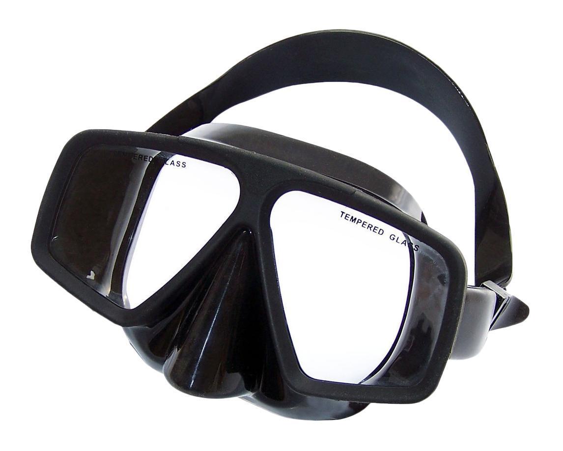 Маска для плавания Submarine Skat33, цвет: черныйM0426 01 0 03WМаска плавательная Submarine Skat33 DRA-273S обладает линзами устойчивыми к запотеванию, изготовленные из специального закаленного стекла. Широкий угол обзора. Мягкий силиконовый обтюратор обеспечивает комфортное и плотное прилегание. У маски плавательной Submarine Skat33 DRA-273S имеется удобное крепление для трубки. Корпус изготовлен из высокопрочного пластика. Маска сделана с надежной фиксацией и регулируемым силиконовым ремешком.