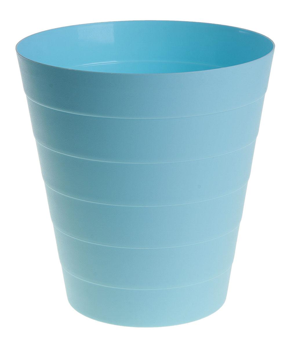 Ведро Sima-land, цвет: голубой, высота 26 см10503Ведро Sima-land изготовлено из прочного пластика, что обеспечит долгий срок службы и легкую чистку. Ведро предназначено для складывания мусора, различных мелких предметов и материалов.Ведро Sima-land будет вам надежным помощником по хозяйству. Диаметр ведра: 24 см.Высота стенки: 26 см.Диаметр дна: 15,5 см.