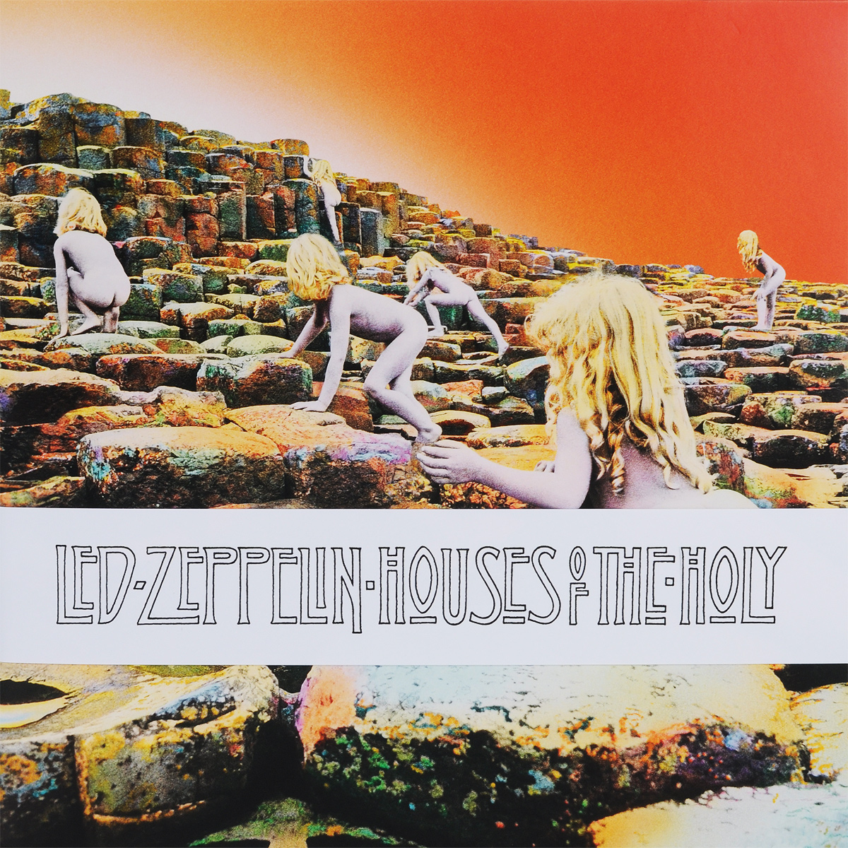 Led Zeppelin Led Zeppelin. Houses Of The Holy (LP) led zeppelin led zeppelin houses of the holy 2 lp