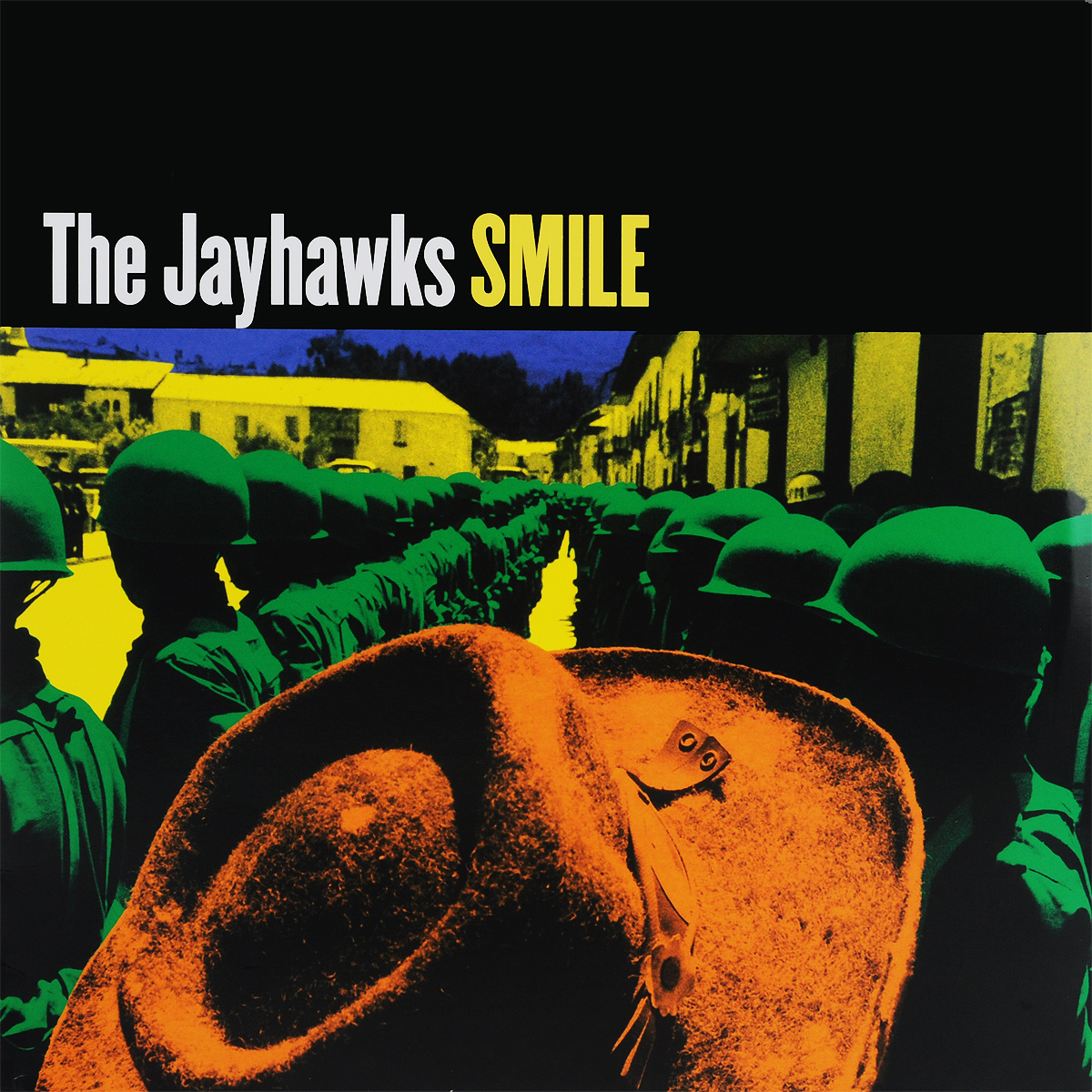 The Jayhawks The Jayhawks. Smile (2 LP) the jayhawks the jayhawks sound of lies 2 lp