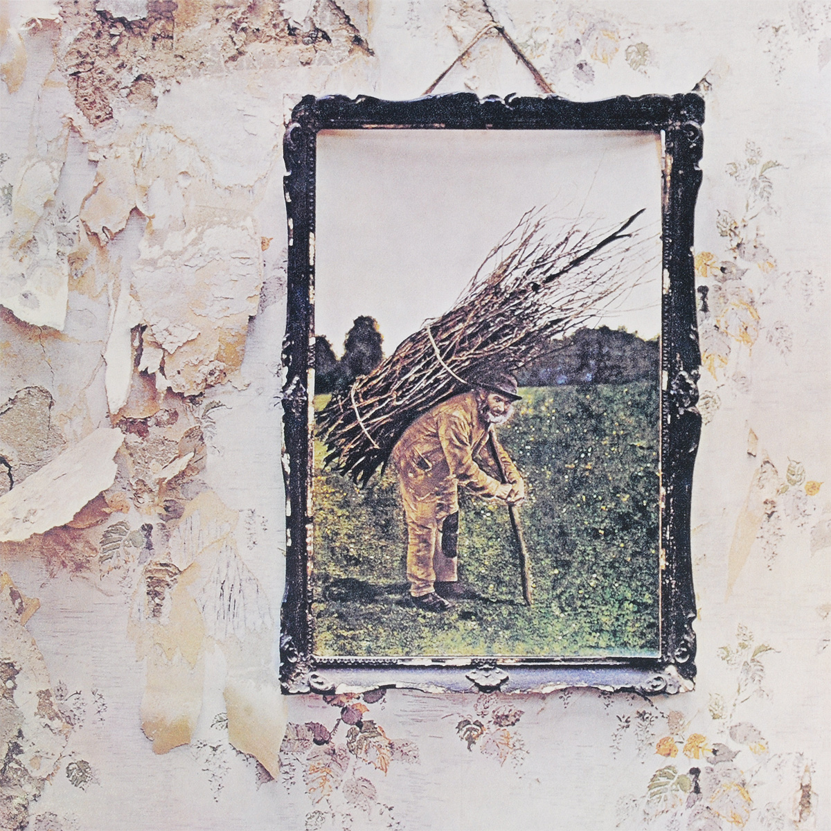Led Zeppelin Led Zeppelin. IV (LP) виниловая пластинка led zeppelin led zeppelin ii 4 lp