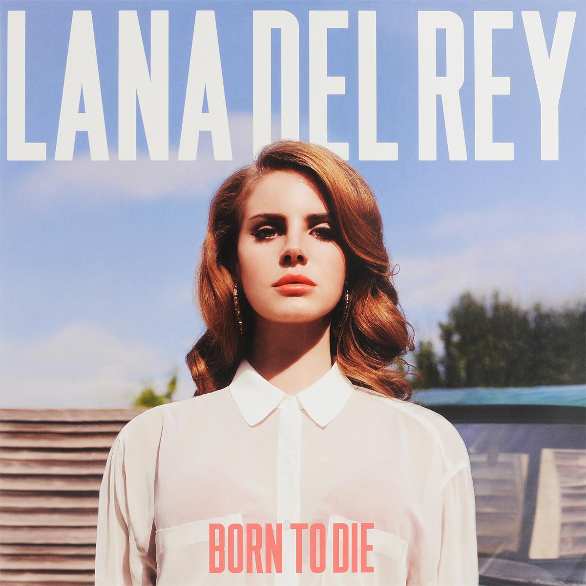 Лана Дель Рей Lana Del Rey. Born To Die (2 LP) trilogia del baztan