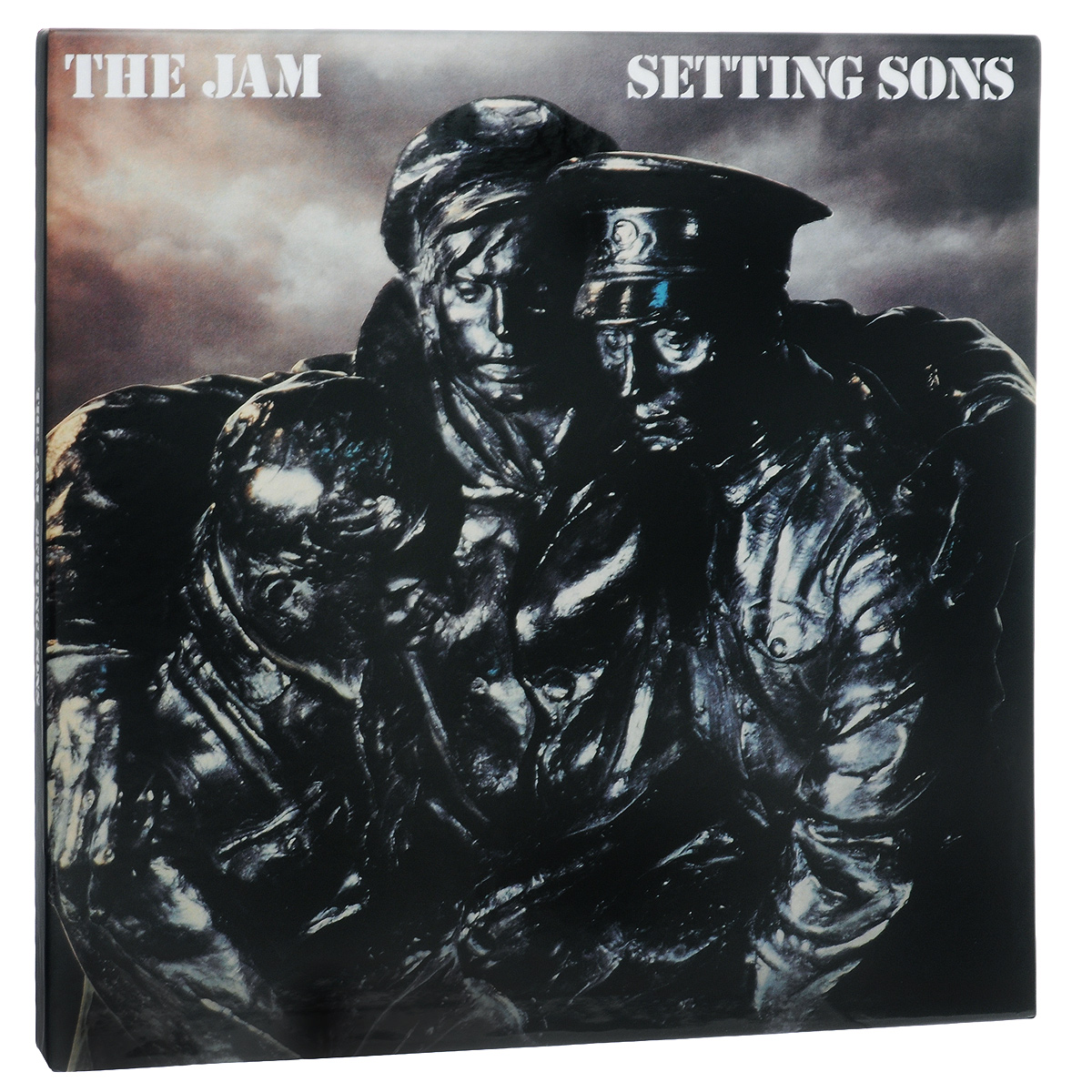 The Jam The Jam. Setting Sons. Collectors' Edition (3 CD + DVD) the counterlife