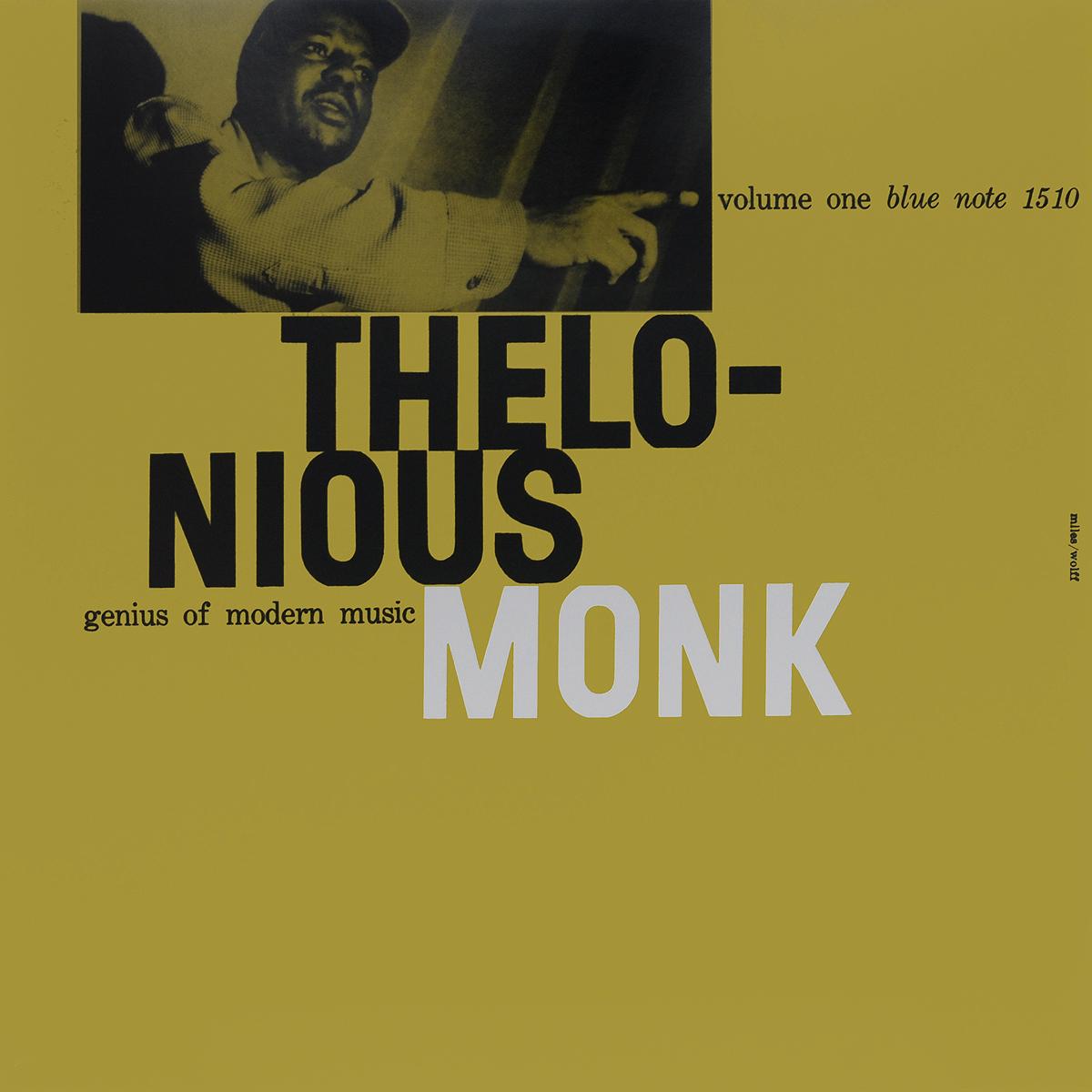 Телониус Монк Thelonious Monk. Genius Of Modern Music: Volune1(LP)