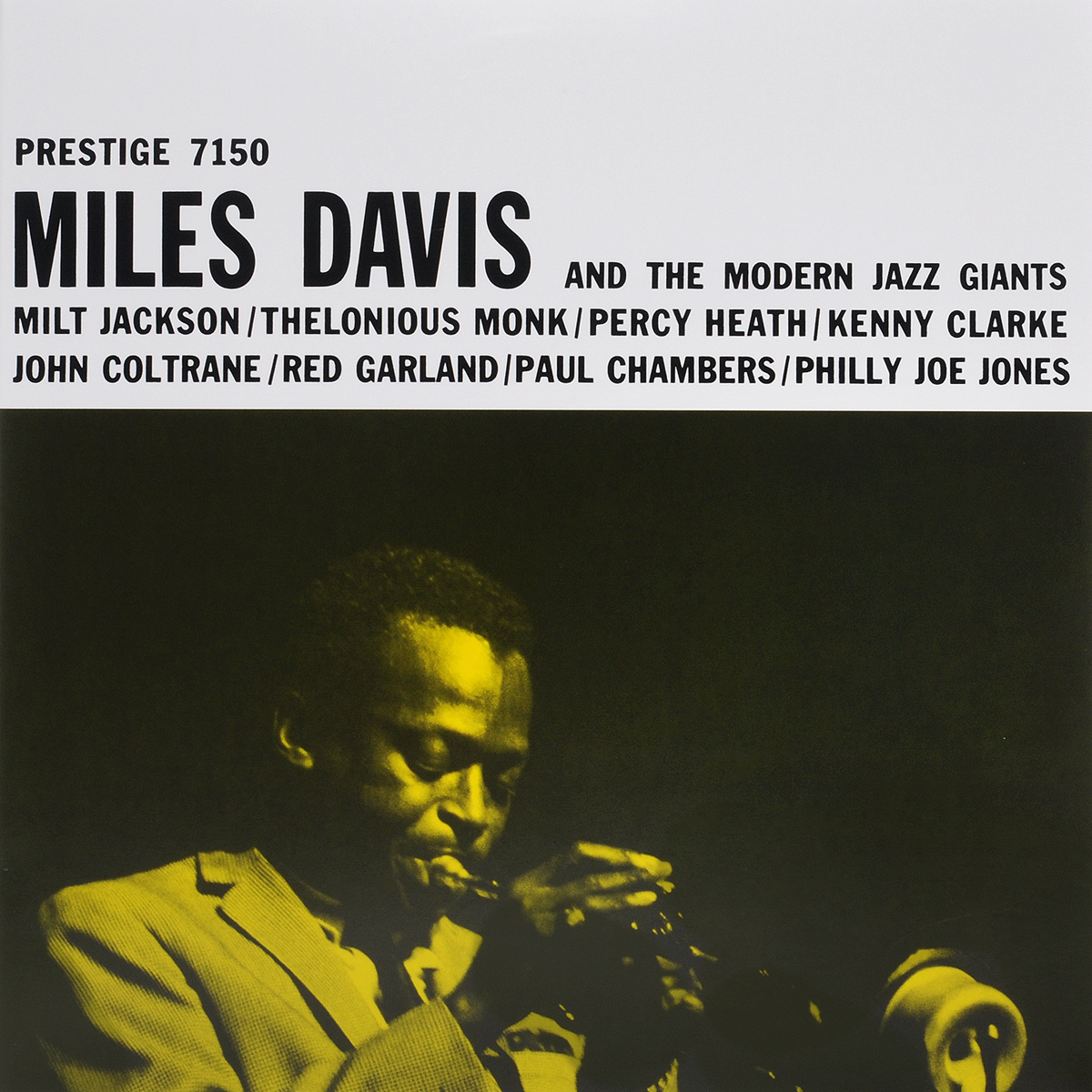 Майлз Дэвис Miles Davis. And The Modern Jazz Giants (LP) miles davis miles davis miles ahead original motion picture soundtrack 2 lp