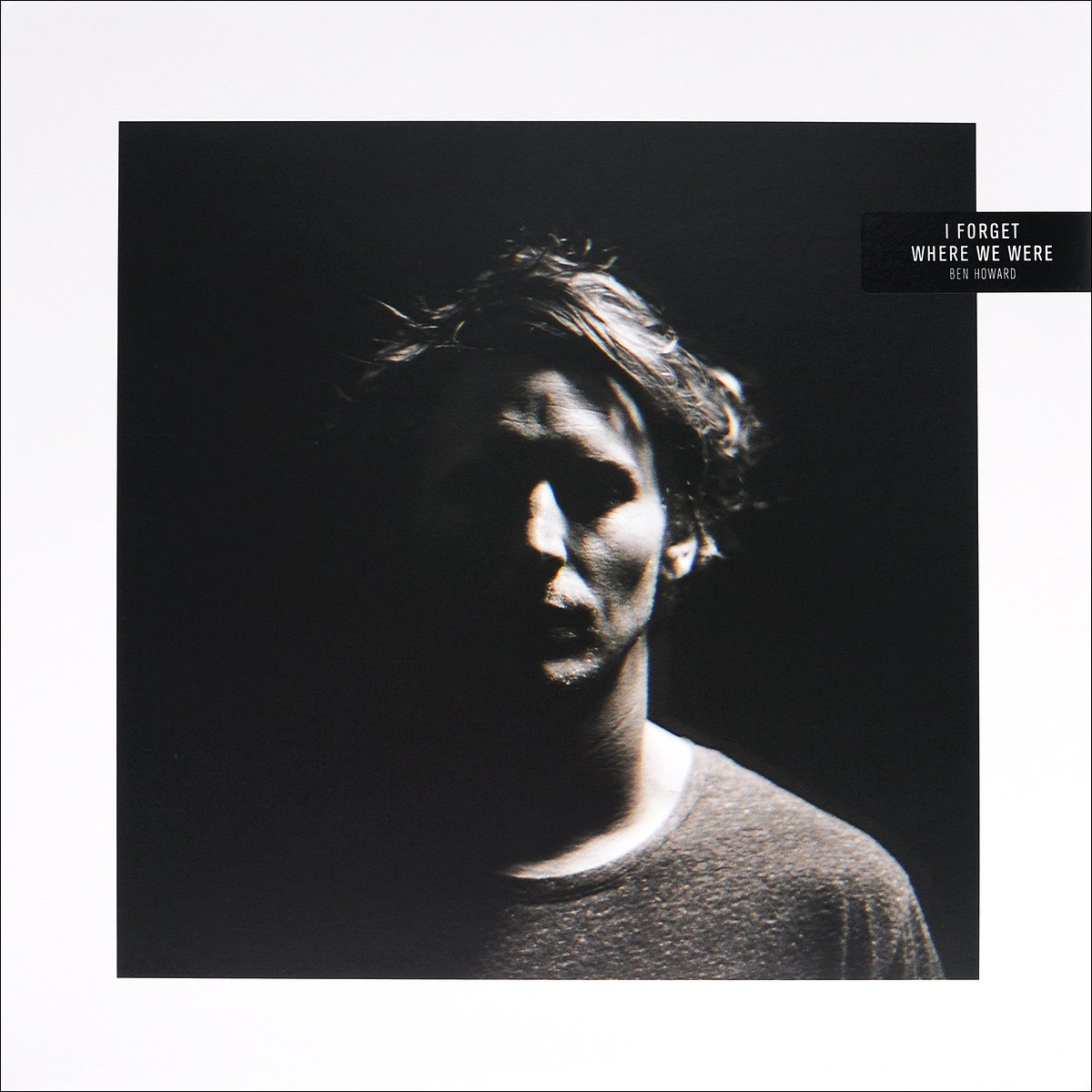 Бен Ховард Ben Howard. I Forget Where We Were (2 LP) back when we were grown ups