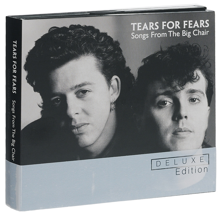 Tears For Fears.  Songs From The Big Chair.  Deluxe Edition (2 CD) ООО