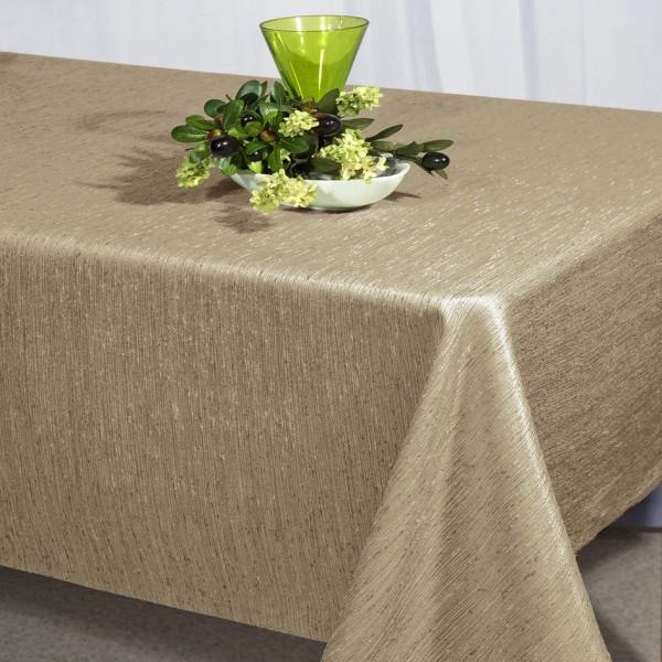 Скатерть Schaefer, прямоугольная, цвет: коричневый, 160  x 220 см. 08784-408 потолочный светильник ideal lux caesar pl5 cromo 103792