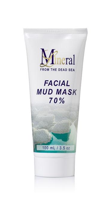 Mineraline Грязевая маска для лица с 70% содержанием грязи Мертвого моря, 100 млFS-00897Восстанавливающая маска Mineraline с эффектом увлажнения на основе натуральной черной грязи, добытой со дна Мертвого моря, содержит высококонцентрированные минералы, которые активно насыщает Вашу кожу лица и шеи. Регулярное применение грязевой маски улучшаеткровообращение и питание кожи, способствует регенерации клеток, повышает тонус кожных тканей.Маска помогает разгладить морщинки в области носа, рта, лба и шеи, а также нормализует работу сальныхжелез. Он имеет свойства отшелушивания и подсушивания, сужает расширенные поры - в результатекожа становиться гладкой, свежей и сияющей здоровьем.