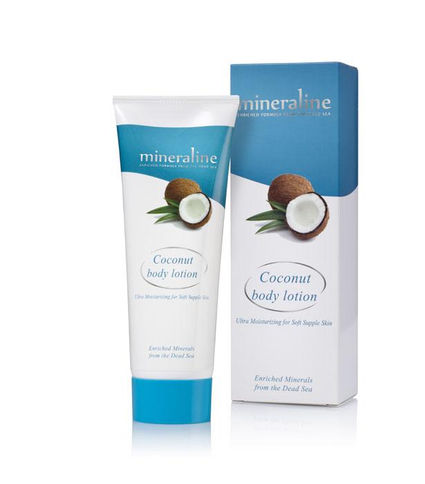 Mineraline Лосьон для тела, с экстрактом кокоса, 250 млFS-00897Лосьон для тела Mineraline питает и успокаивает кожу вашего тела, обеспечивая высокую степень свежести и здоровья, а также обладает успокаивающим эффектом. Его активные компоненты легко проникают в кожу, даря вам ощущение нежности и комфорта. Используйте его на ежедневной основе в соответствии с вашими потребностями. Товар сертифицирован.