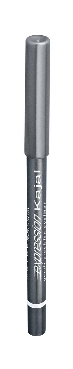 Maybelline New York Карандаш для глаз Expression Kajal, оттенок 40, серебристо-серый, 1,145010777139655Уникальная мягкая водостойкая формула карандаша обеспечивает легкое и тонкое нанесение для стойкого макияжа на весь день. Карандаш для глаз подходит даже для внутренней части века. Создай четкий контур для выразительных глаз!9 оттенков