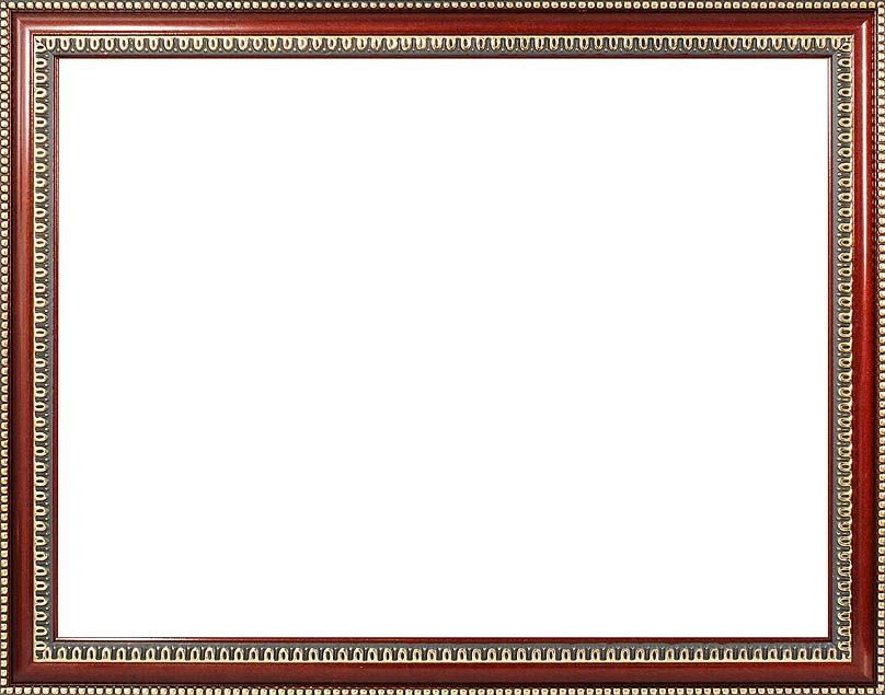 Багетная рама Classicism, цвет: коричневый, золотистый, 30 х 40 смED602Багетная рама Classicism изготовлена из пластика. Багетные рамы предназначены для оформления картин, вышивок и фотографий.Оформленное изделие всегда становится более выразительным и гармоничным. Подбор багета для картин очень важен - от этого зависит, какое значение будет иметь выполненная работа в вашем интерьере. Если вы используете раму для оформления живописи на холсте, следует учесть, что толщина подрамника больше толщины рамы и сзади будет выступать, рекомендуется дополнительно зафиксировать картину клеем, лист-заглушку в этом случае не вставляют. В комплекте - крепежные элементы, с помощью которых изделие можно подвесить на стену.