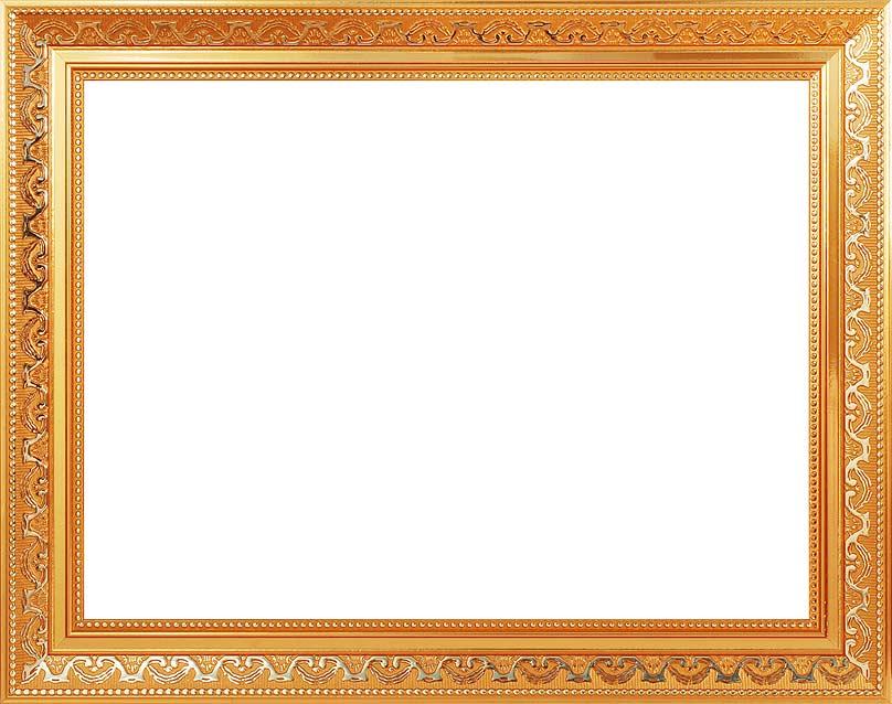 Багетная рама Baroque, цвет: золотистый, 40 х 50 смED602Багетная рама Baroque изготовлена из пластика. Багетные рамы предназначены для оформления картин, вышивок и фотографий.Оформленное изделие всегда становится более выразительным и гармоничным. Подбор багета для картин очень важен - от этого зависит, какое значение будет иметь выполненная работа в вашем интерьере. Если вы используете раму для оформления живописи на холсте, следует учесть, что толщина подрамника больше толщины рамы и сзади будет выступать, рекомендуется дополнительно зафиксировать картину клеем, лист-заглушку в этом случае не вставляют. В комплекте - крепежные элементы, с помощью которых изделие можно подвесить на стену.